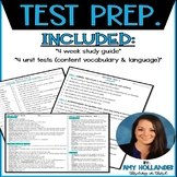 Test Prep: 4 Week Review Unit (3rd Grade)
