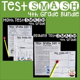 Test Prep 4th Grade Math and Reading Bundle
