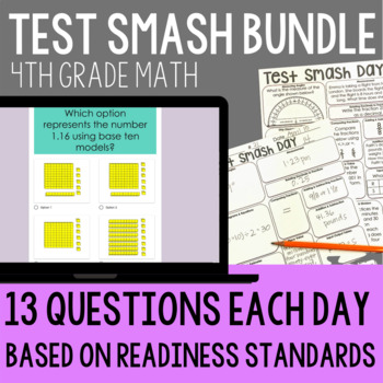 Test Prep 4th Grade Math Review