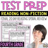Test Prep 4th Grade Reading