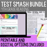 Test Prep 4th Grade Reading:Test Smash