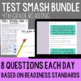 Test Prep 4th Grade Reading:Test Smash