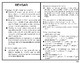 Test Prep - 4th Spanish Writing Editing and Revising part - STAAR