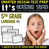 Test Prep 5th Grade Language