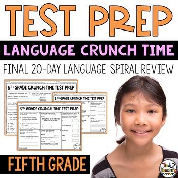Test Prep 5th Grade Language