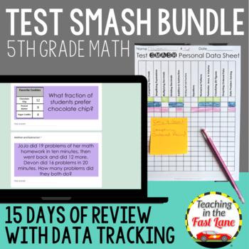 Test Prep 5th Grade Math Review
