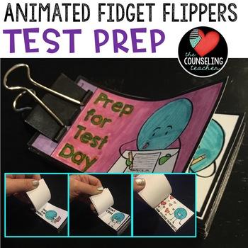Test Prep Animated Fidget Flipper