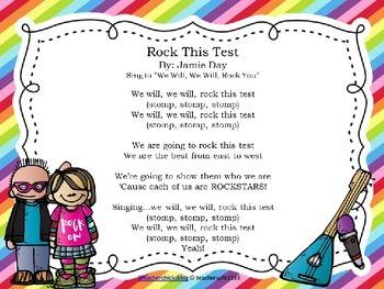 Test Prep Activities Pack