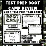 Test Prep Boot Camp 5th Grade Math Bundle with Google Form