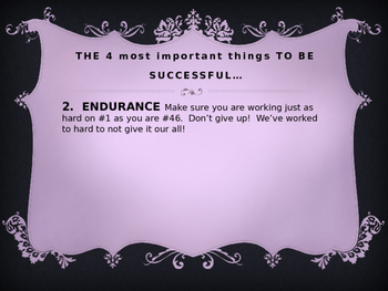 Test Prep Boot Camp - Motivational PowerPoint