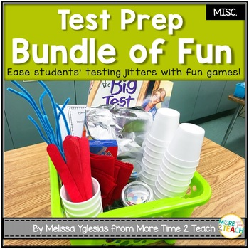 Test Prep: Bundle of Fun