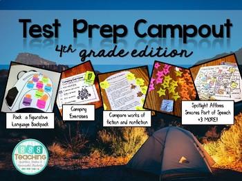 Test Prep CAMPOUT