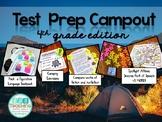 Test Prep CAMPOUT: Comprehension, Grammar, Figurative Language, Literature