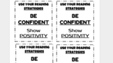 Test Prep Cards to Students