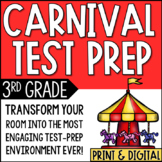 3rd Grade Test Prep Carnival Room Transformation