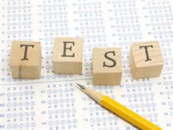 Test Prep Chart for Missouri Fifth Grade