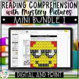 Test Prep Close Reading Passages MINI Bundle | ELA Test Prep Review