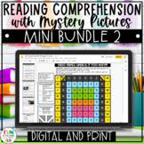 Test Prep Close Reading Passages MINI Bundle 2 | ELA Test
