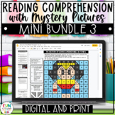 Close Reading Passages MINI Bundle 3 | ELA Test Prep Revie