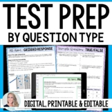 Test Prep - Completely Editable Review