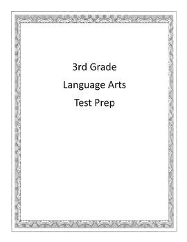 Test Prep Daily Work LA 3rd Grade