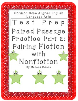 Test Prep ELA Paired Passages Practice: Part 2