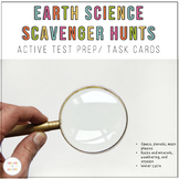Test Prep: Earth Science Scavenger Hunt