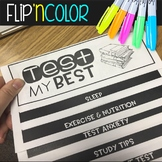 Test Taking Strategies FlipBook