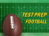Test Prep Football - Customizable PowerPoint Review Game
