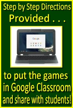 Test Prep Games 15 PowerPoint Reading ELA Games - Grades 3 - 5 - Literacy Games