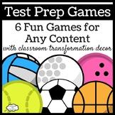 Test Prep Games