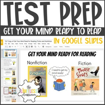 How To Get Your Mind To Read >> Test Prep Get Your Mind Ready To Read By The Limitless Classroom