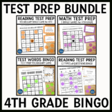 Test Prep 4th Grade Bundle