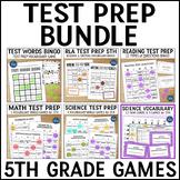Test Prep 5th Grade Bundle