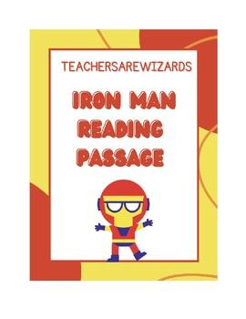 Test Prep: Iron Man
