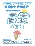 Test Prep Language Arts Common Core (Grade 2)