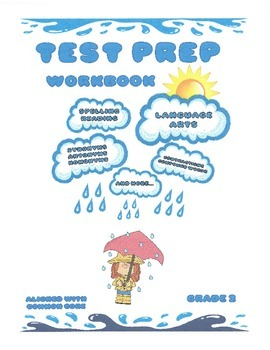 Test Prep Language Arts Common Core (Grade 2)