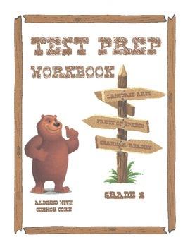 Test Prep Language Arts Common Core (Grade 3)