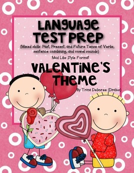 Valentine's Language Skills