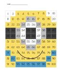 Test Prep Math Review Coloring Sheet