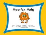 Test Prep Monster Math Game