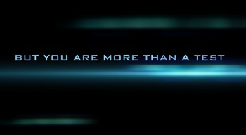 Test Prep Motivation: You Are More Than A Test {Video}