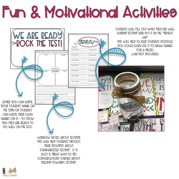 Testing Motivation Activities
