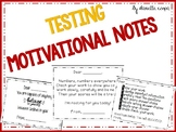 Test Prep: Motivational Notes