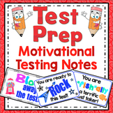 Test Prep: Motivational Testing Notes FREEBIE