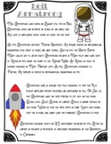 Test Prep: Neil Armstrong Reading Comprehension Closed Reading with Questions
