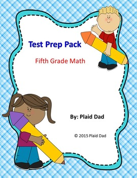 Test Prep Pack Fifth Grade Math