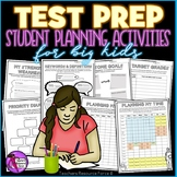 Test Prep: Graphic Organizers Planning activities