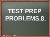 Test Prep Problems