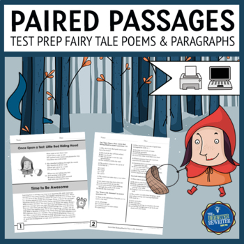 Test Prep Paired Texts Reading Passages